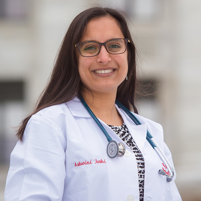 Ashwini Joshi, Harvard Medical School